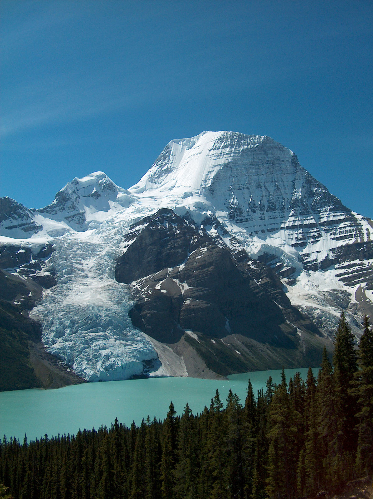 Mount Robson   Go Camping BC